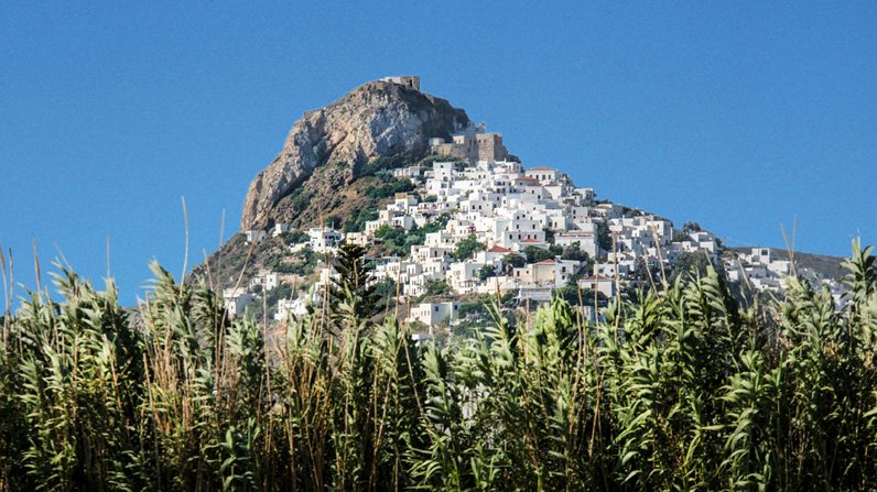 it's Greece - The Town of Skyros